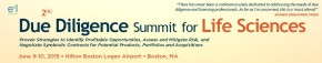 2nd Due Diligence Summit for Life Sciences